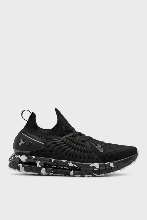 Мужские черные кроссовки UA HOVR Phantom RN Ops