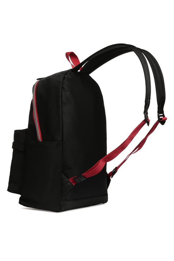 Мужской черный рюкзак