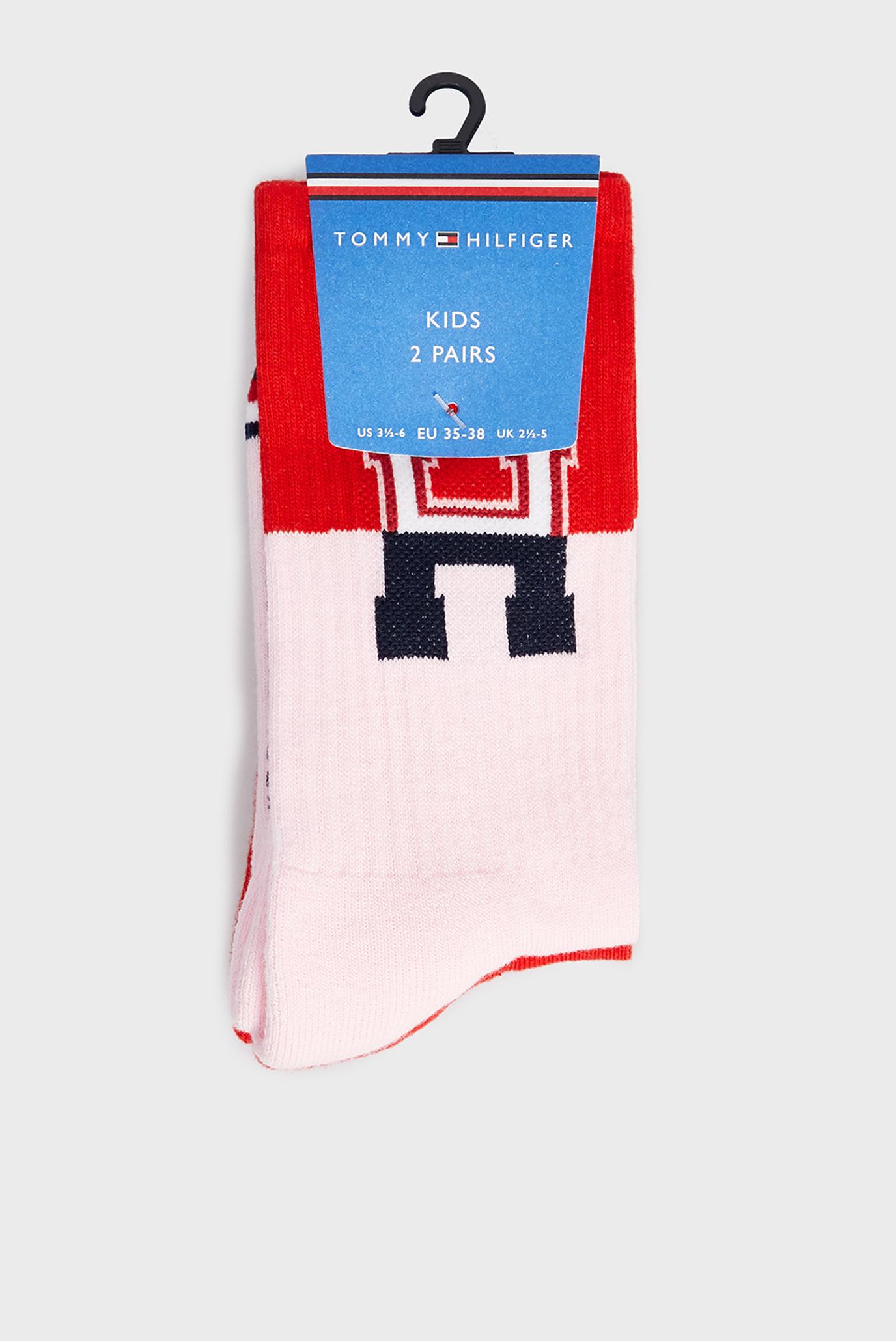 Детские хлопковые носки (2 пары) 1