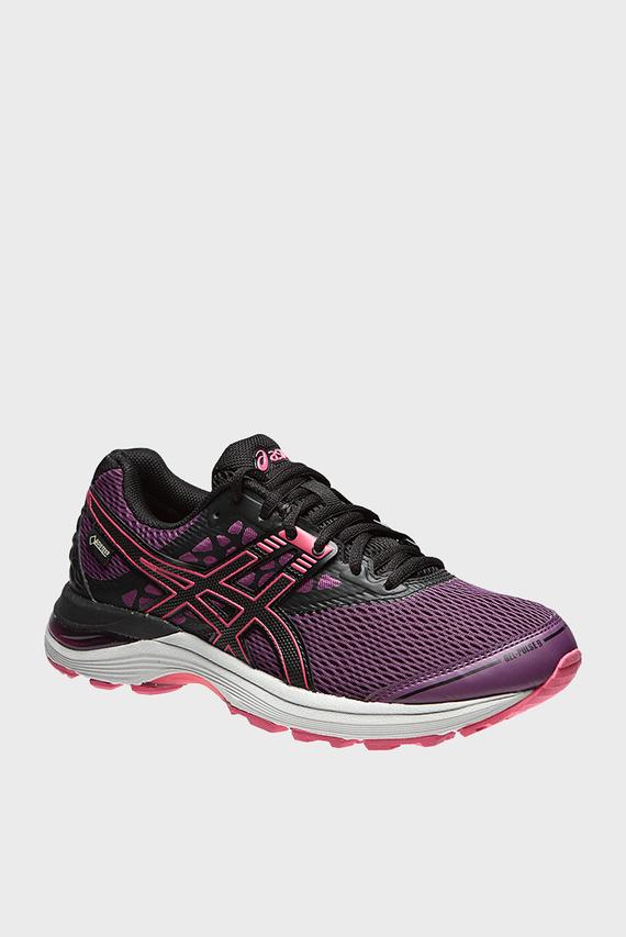 Женские черные кроссовки GEL-PULSE 9 G-TX