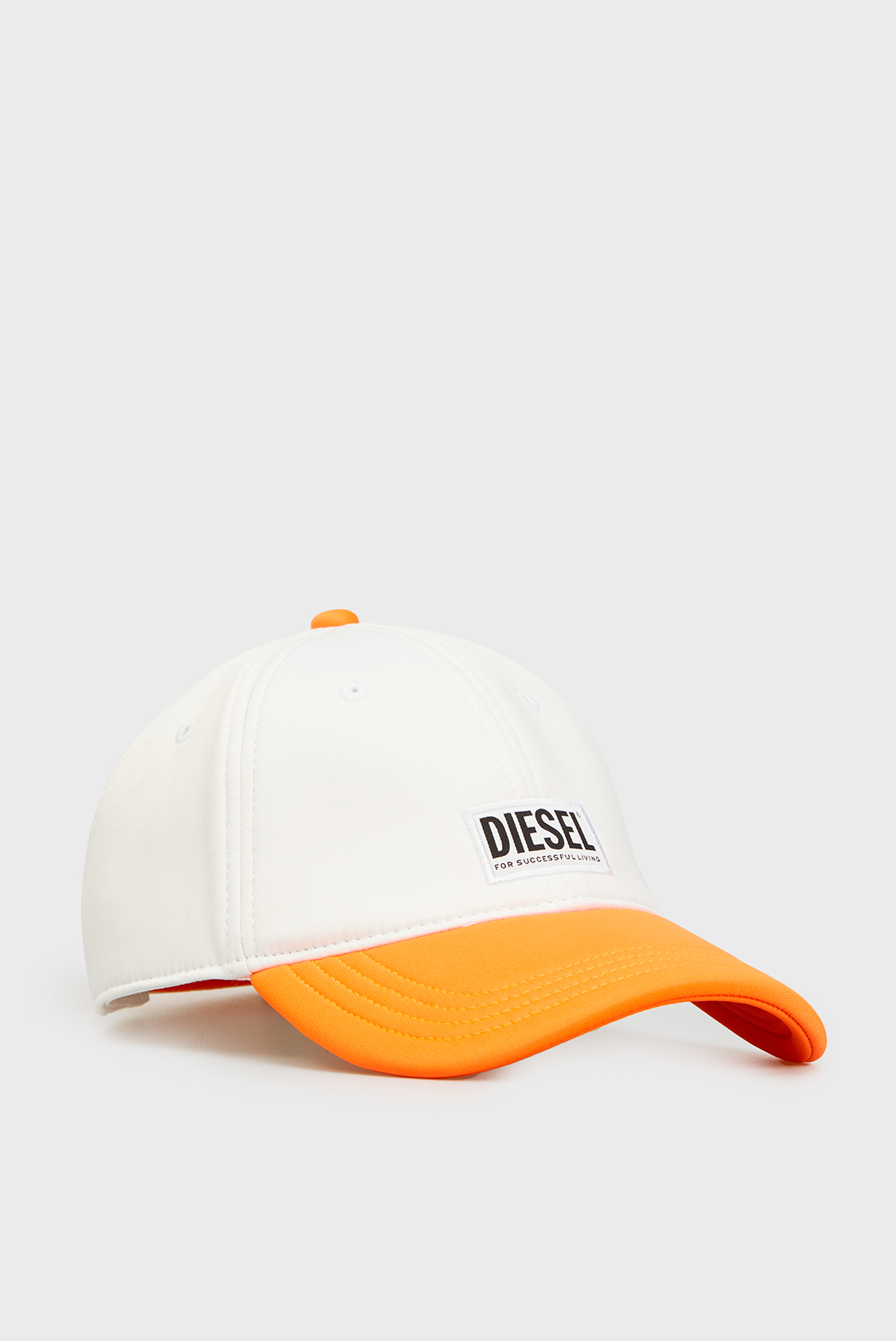 Чоловіча біла кепка DURBO HAT 1