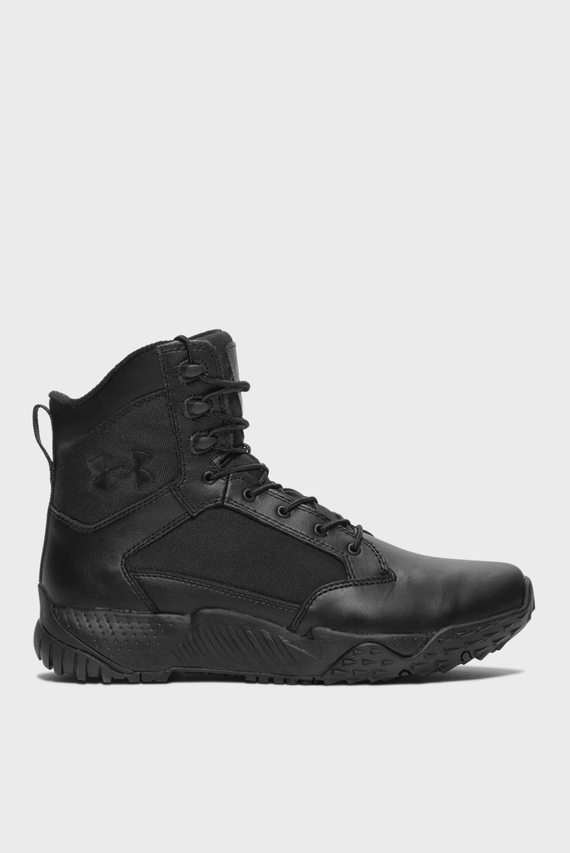 Мужские черные ботинки Stellar Tac