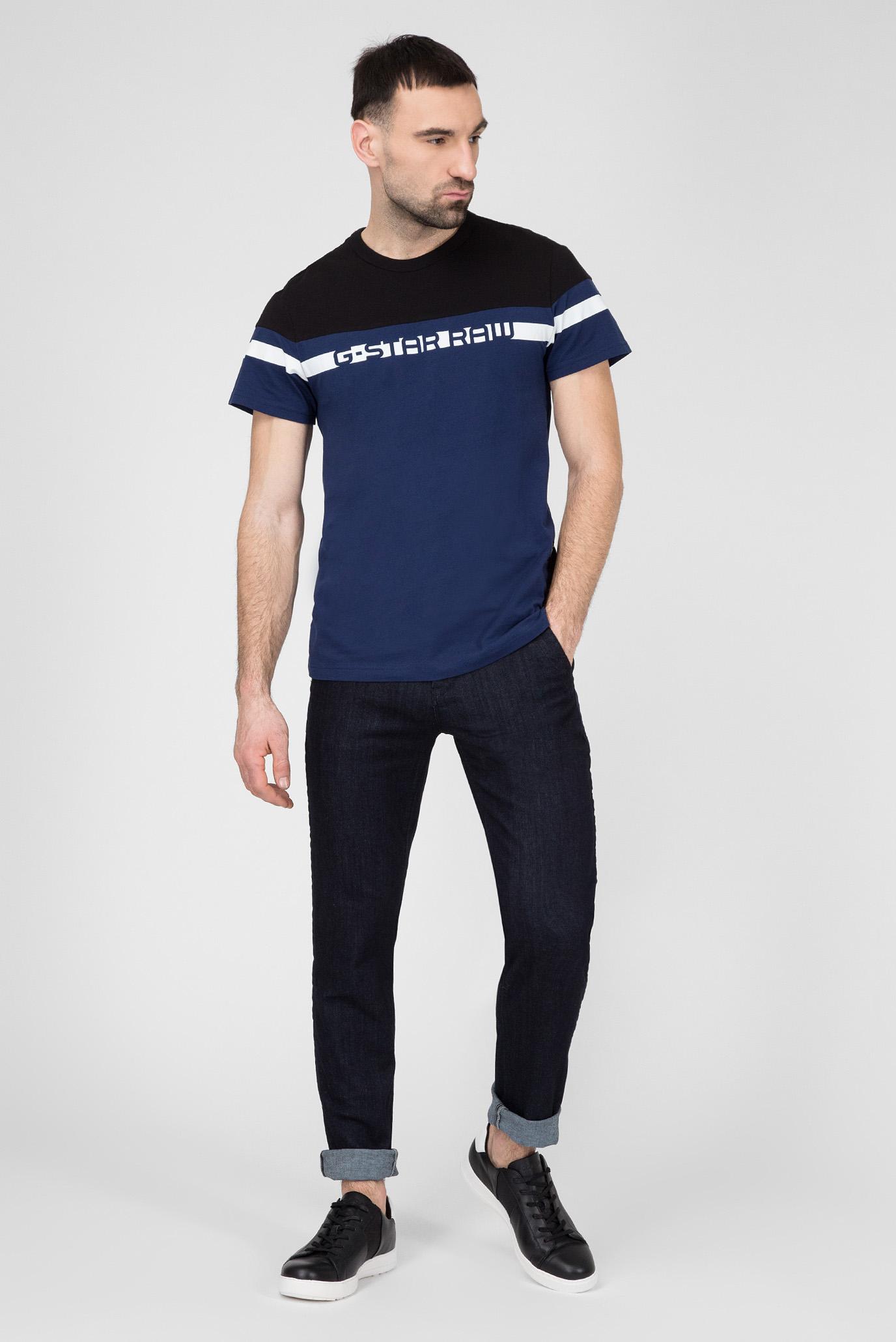 Купить Мужские темно-синие джинсы Bronson G-Star RAW G-Star RAW D11064,8968 – Киев, Украина. Цены в интернет магазине MD Fashion