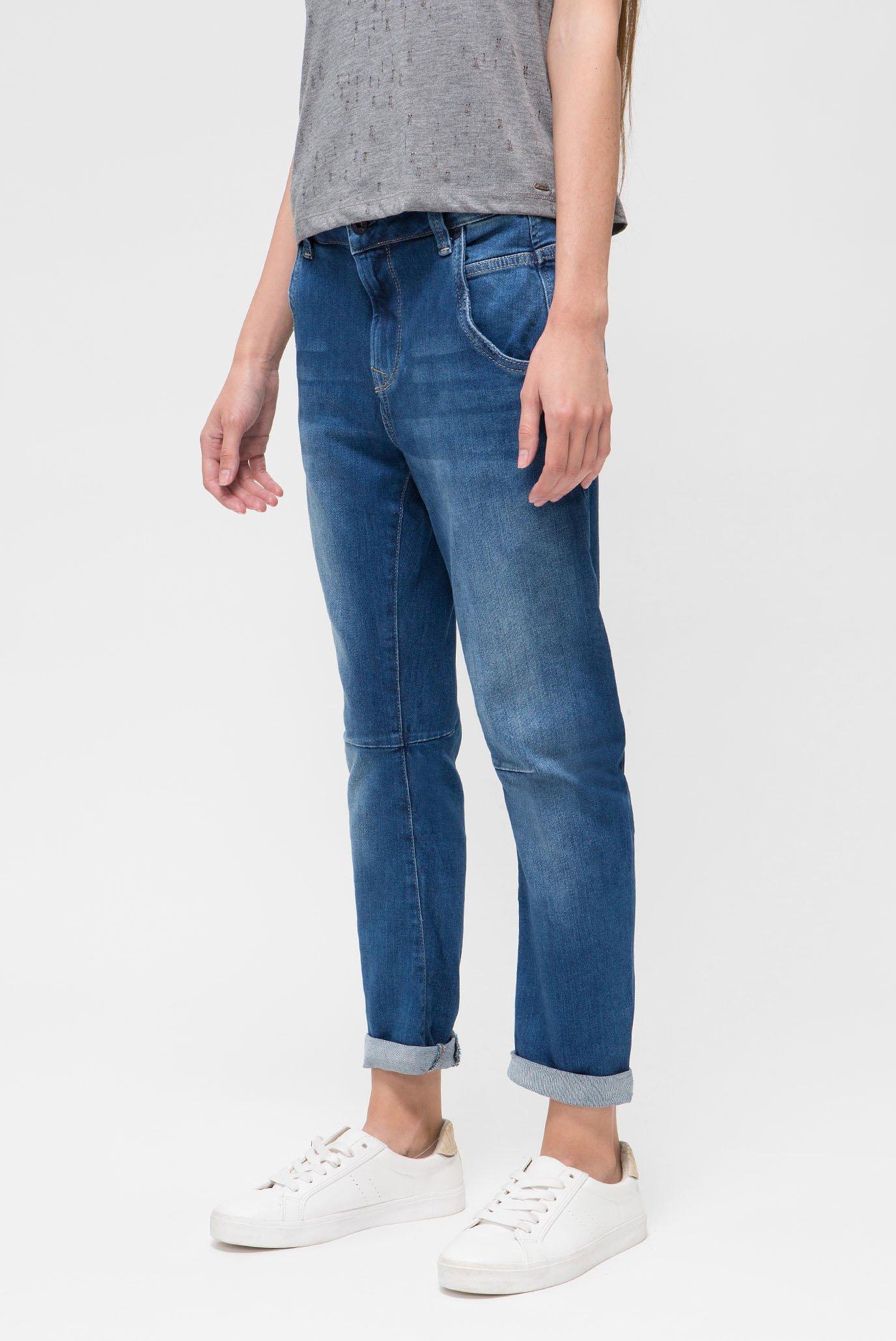 Купить Женские синие джинсы TOPSY Pepe Jeans Pepe Jeans PL201974CH2R – Киев, Украина. Цены в интернет магазине MD Fashion