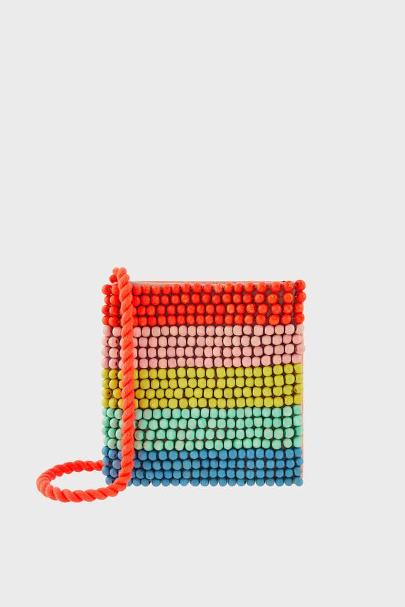 Детская сумка через плечо RAINBOW BEAD CROSS-BODY