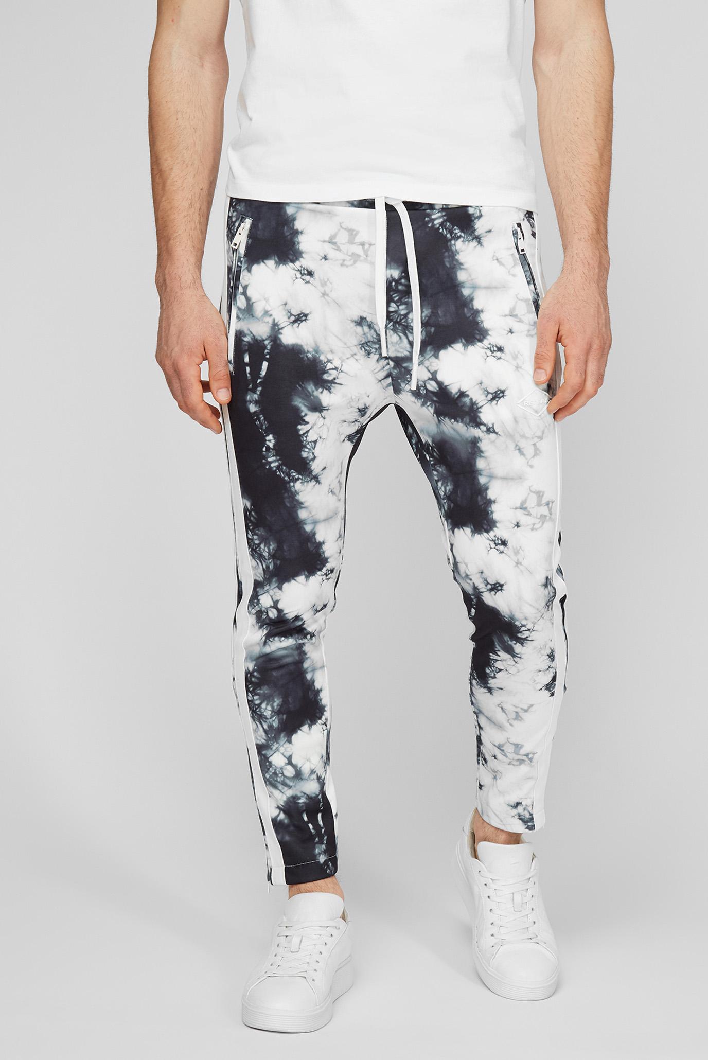 Мужские спортивные брюки с принтом 1