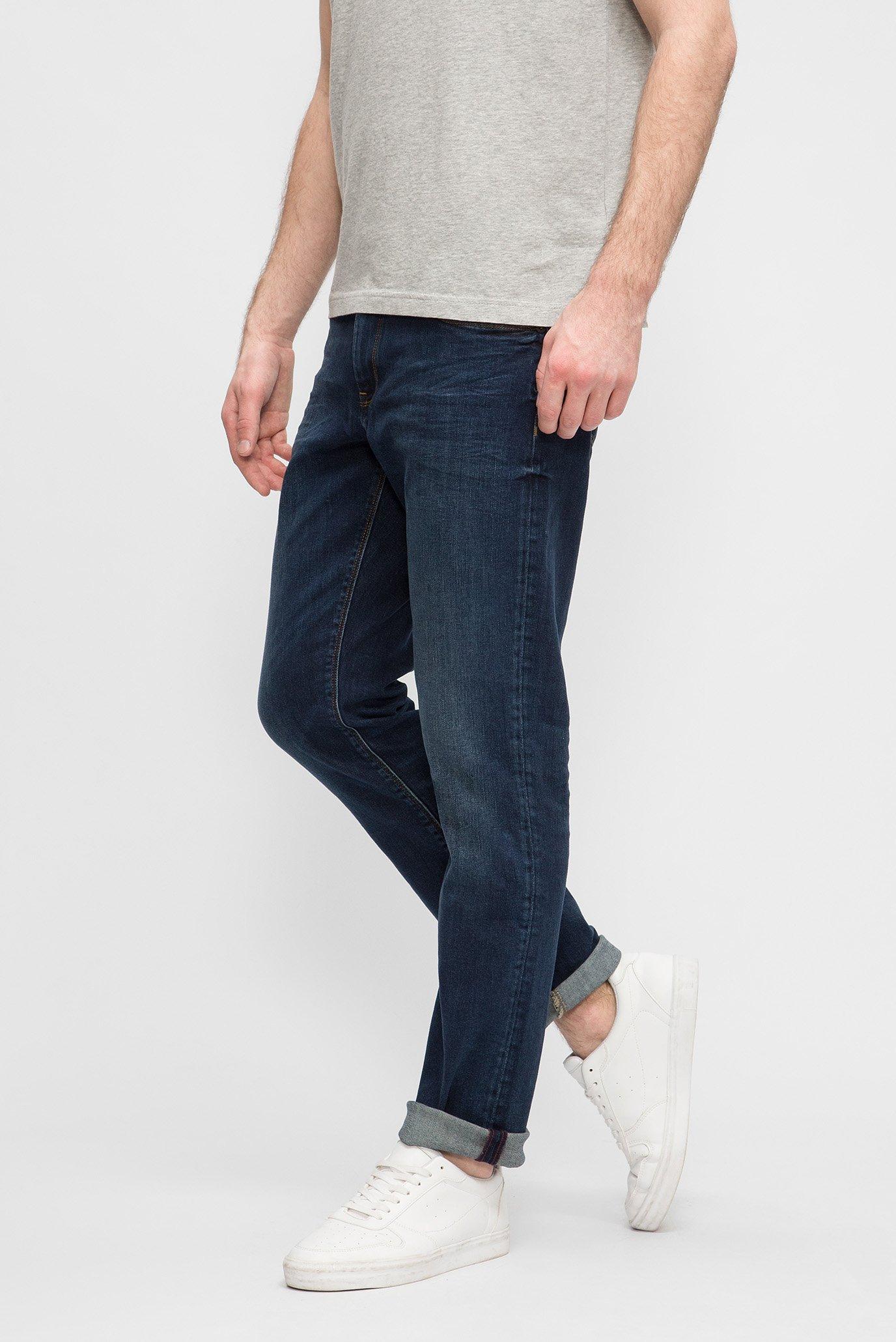 Купить Мужские темно-синие джинсы MERCER  Tommy Hilfiger Tommy Hilfiger MW0MW07239 – Киев, Украина. Цены в интернет магазине MD Fashion