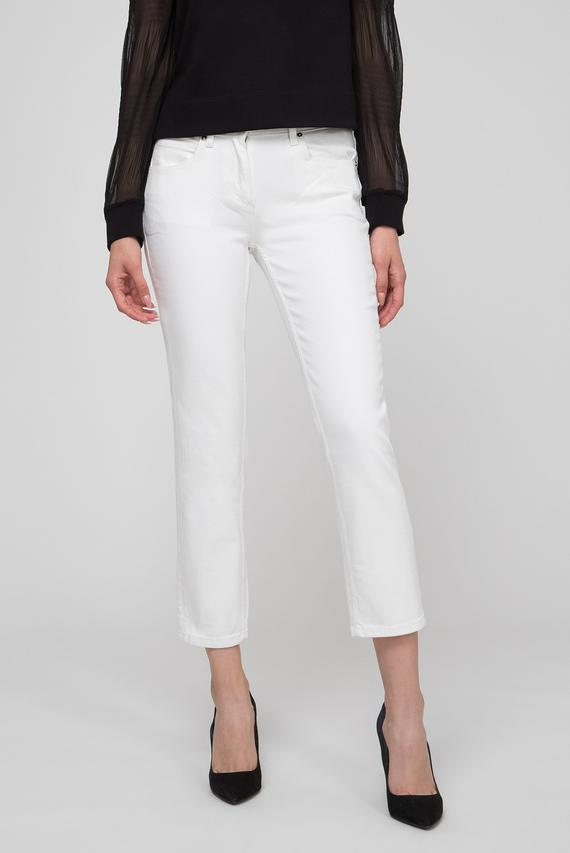 Женские белые джинсы SLL 5PKT JEAN ANKLE