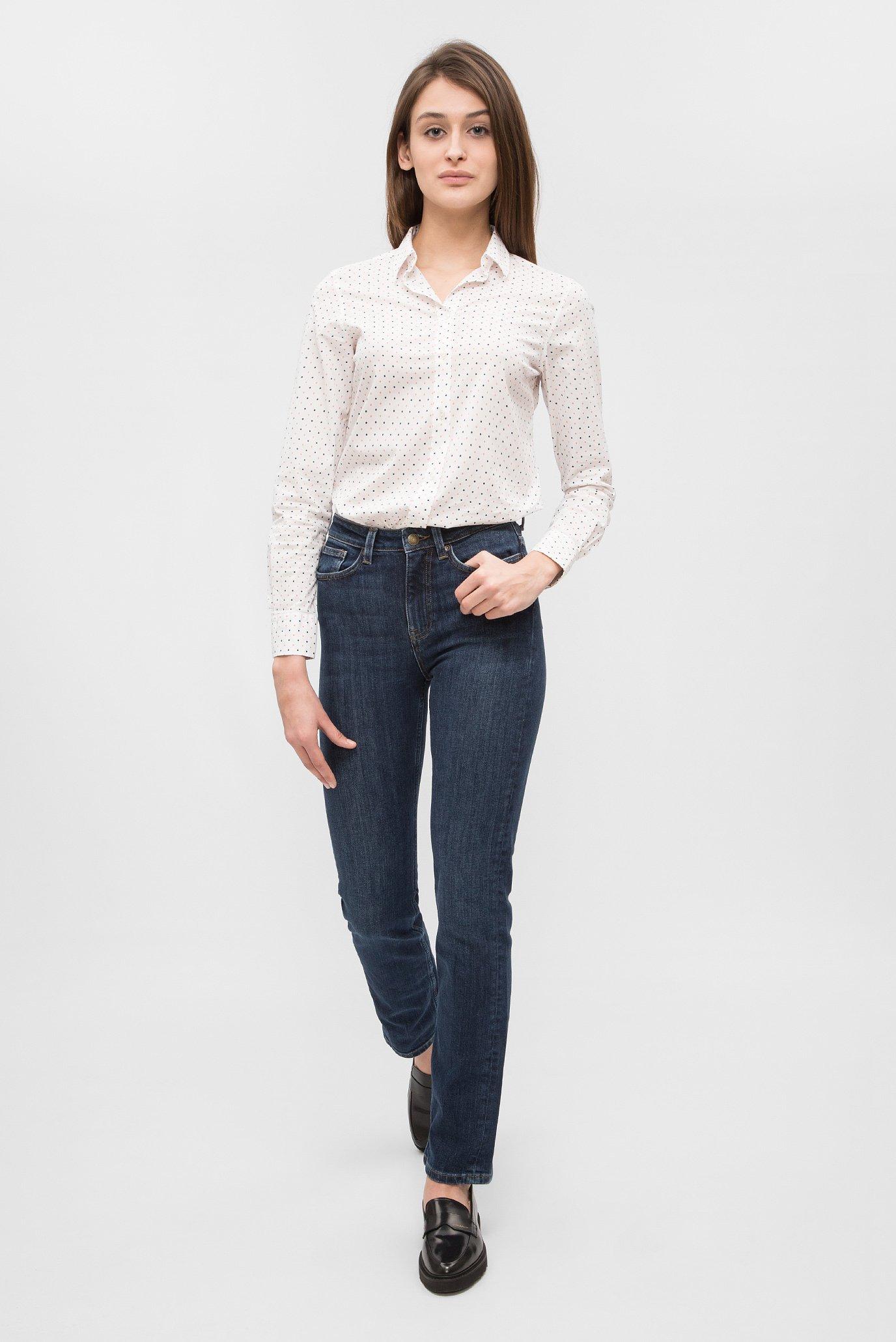 Купить Женская белая рубашка Gant Gant 4320029 – Киев, Украина. Цены в интернет магазине MD Fashion