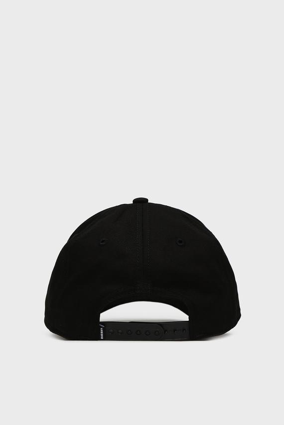 Черная кепка CORRY