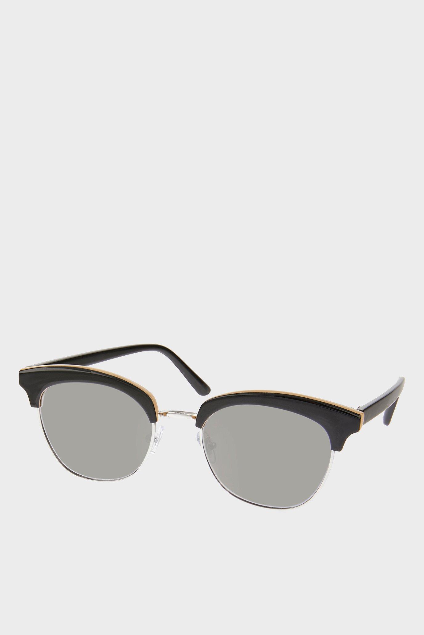 Жіночі чорні сонцезахисні окуляри Cally Sunglasses 1