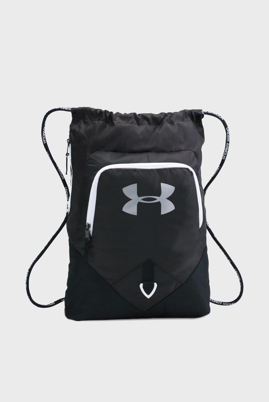 Черный рюкзак Undeniable Sackpack