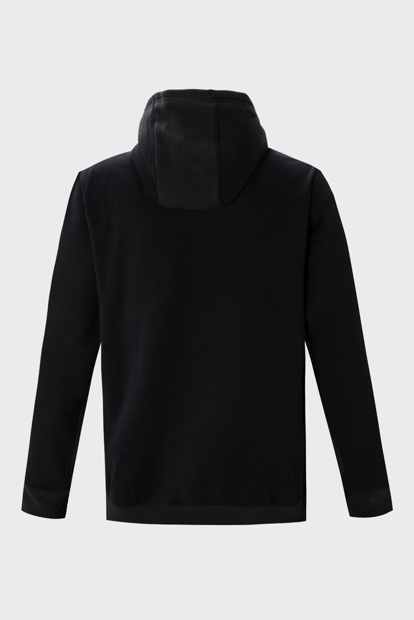 Мужское черное худи ULTIMATE STORM SCRIPT HOODY Under Armour