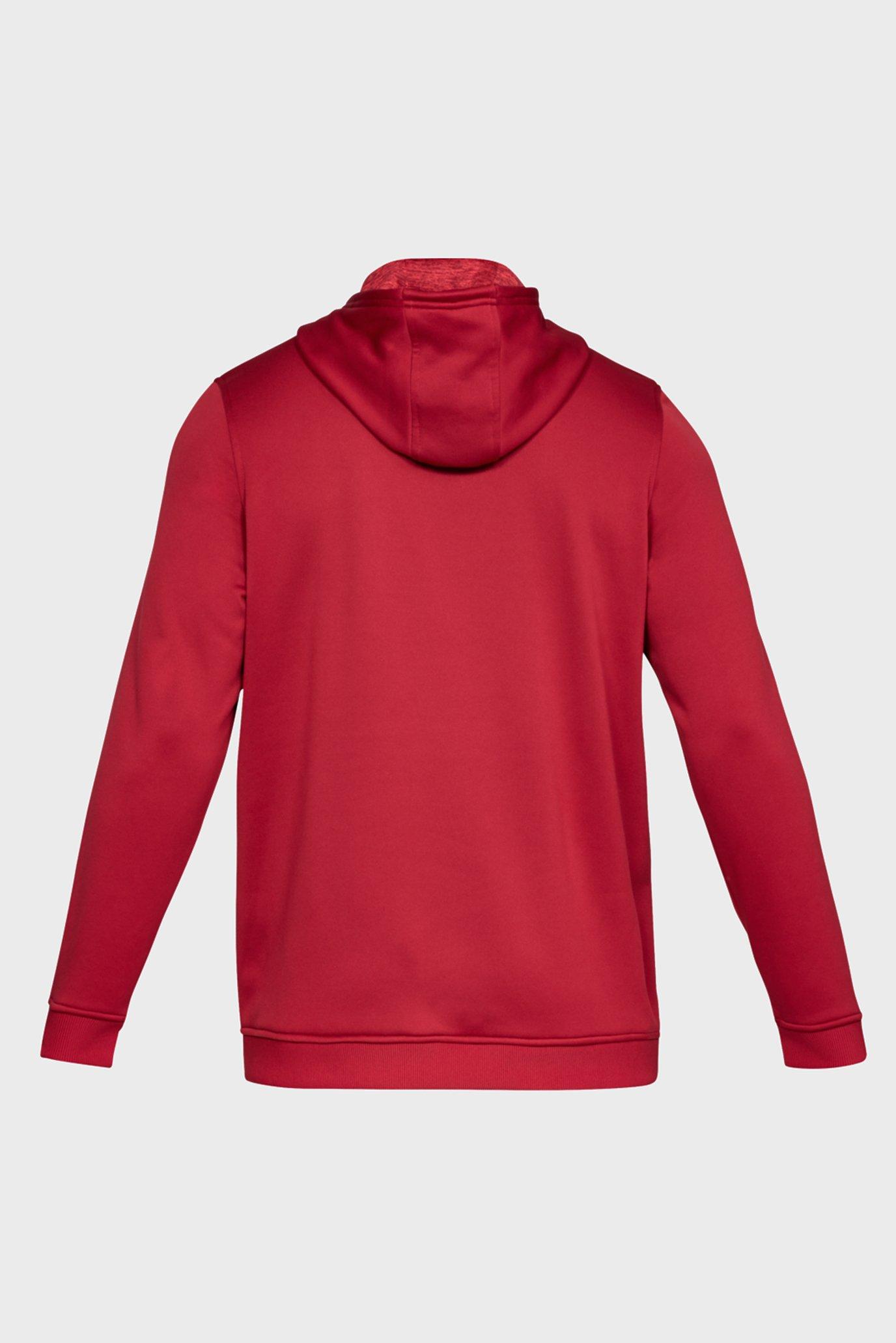 Купить Мужское красное худи ARMOUR FLEECE PO HOODIE Under Armour Under Armour 1320743-651 – Киев, Украина. Цены в интернет магазине MD Fashion