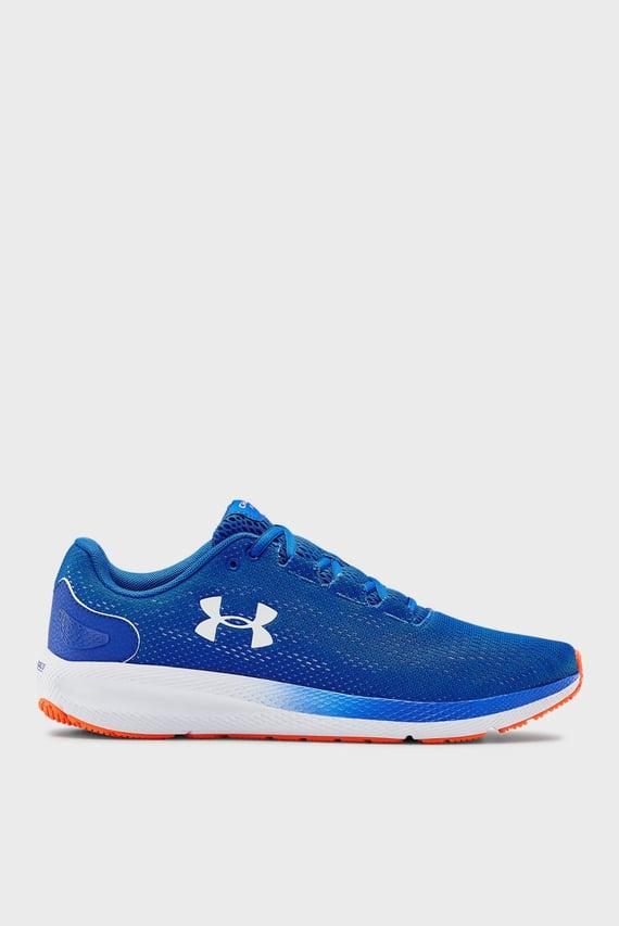 Чоловічі сині кросівки UA Charged Pursuit 2