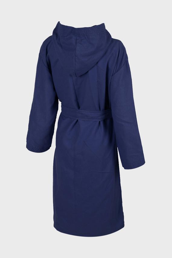 Синий халат ZEAL