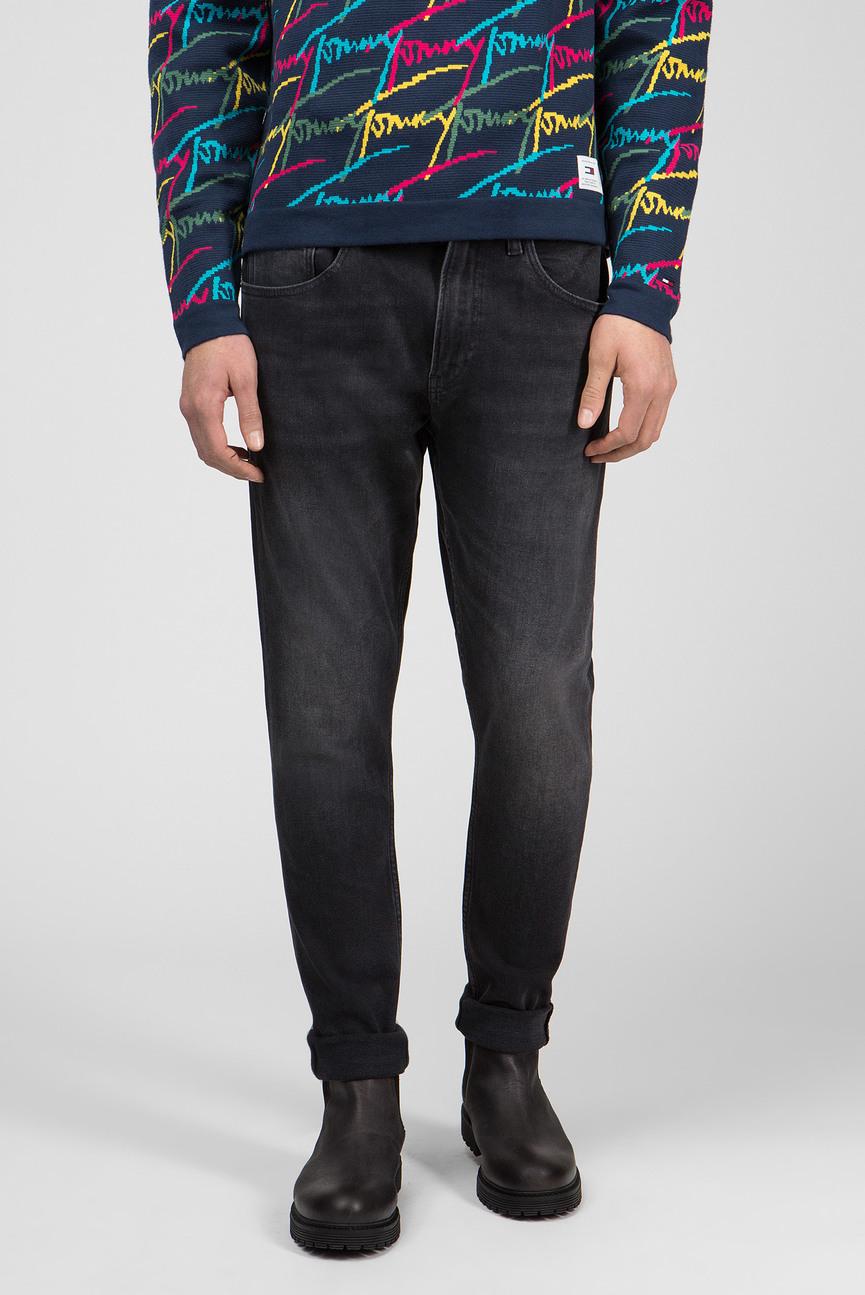 Мужские темно-серые джинсы MODERN TAPERED TJ 1988
