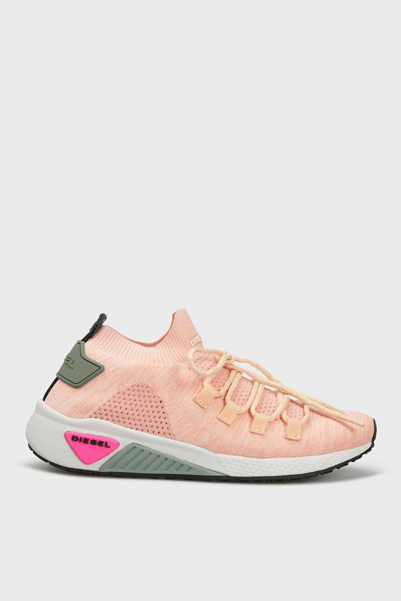Женские коралловые кроссовки S-KB