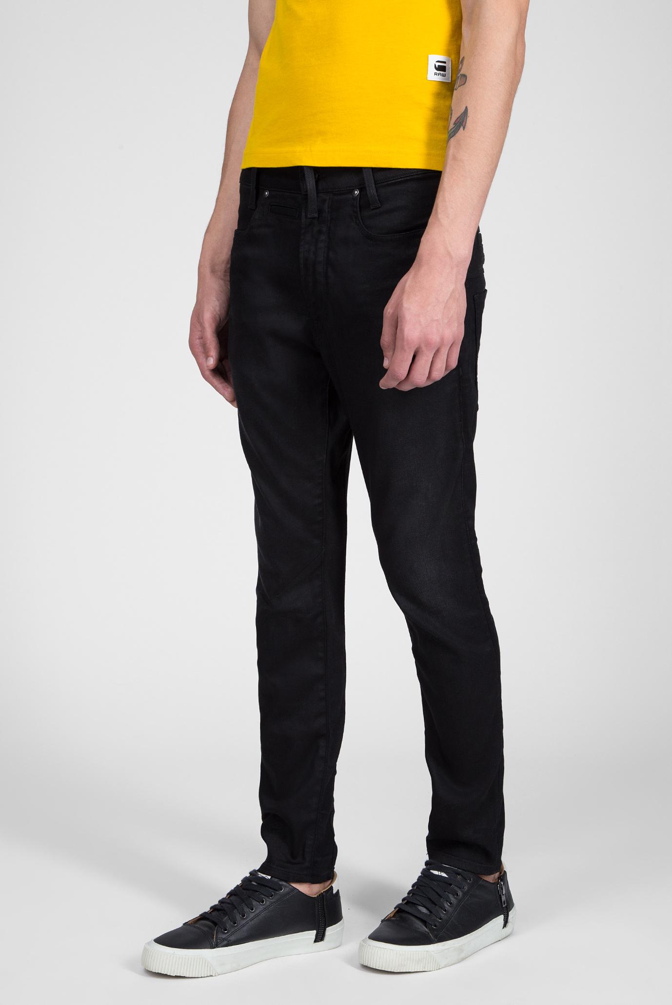 Купить Мужские черные джинсы D-Staq 3D Skinny G-Star RAW G-Star RAW D05385,6009 – Киев, Украина. Цены в интернет магазине MD Fashion