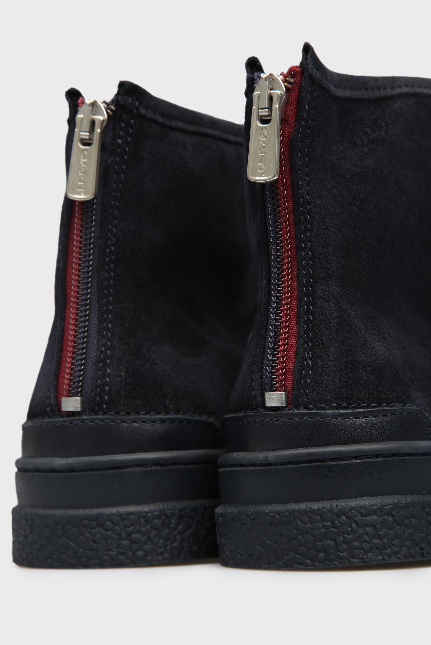 Купить Женские синие ботинки MARIA Gant Gant 17543822 – Киев, Украина. Цены в интернет магазине MD Fashion