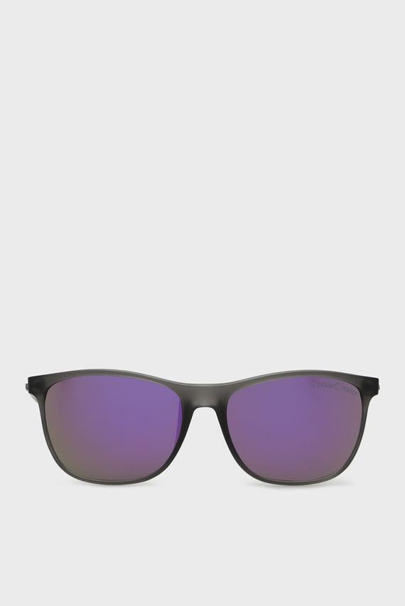 Темно-серые солнцезащитные очки JAIDA