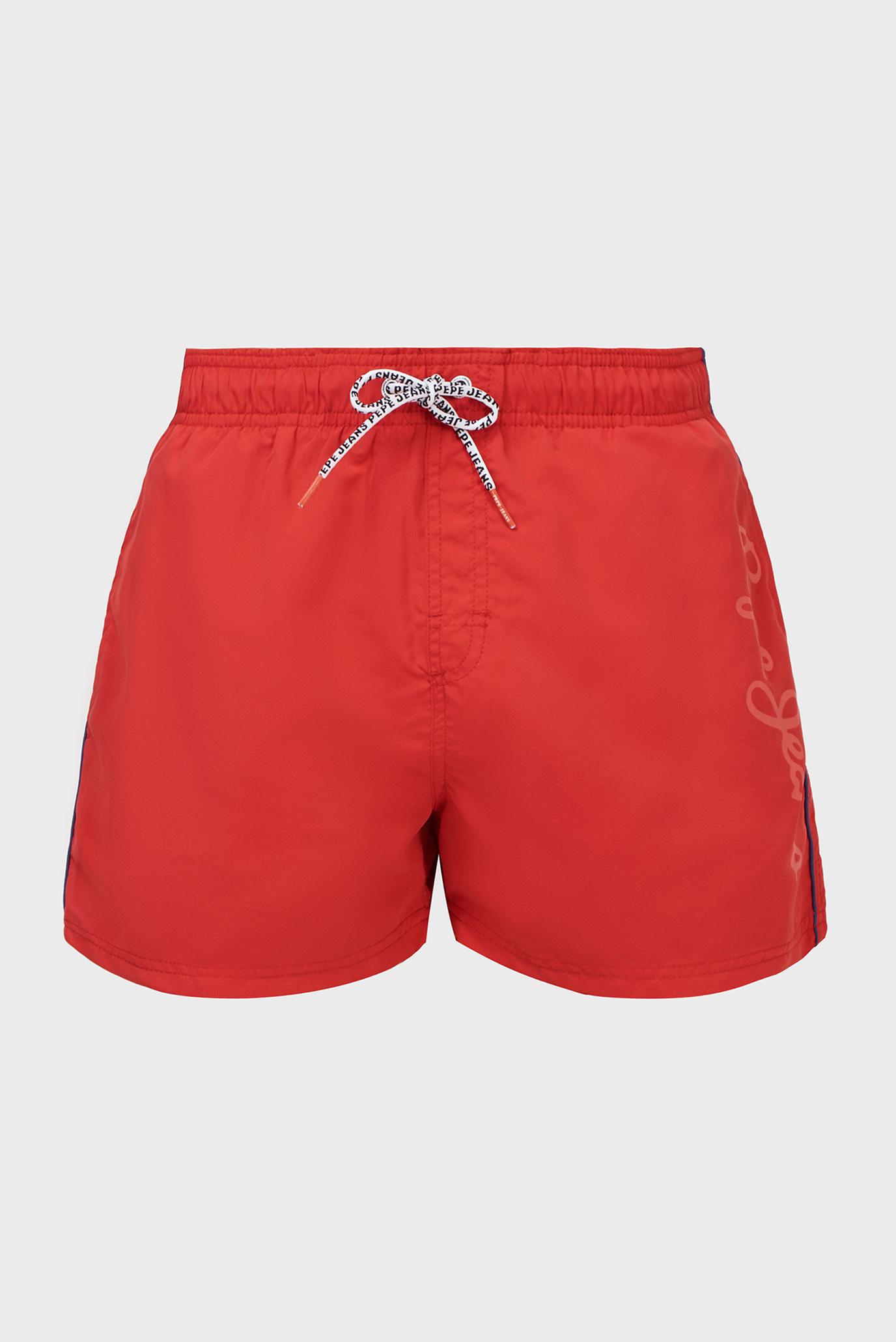 Мужские красные плавательные шорты NEW BRIAN 1