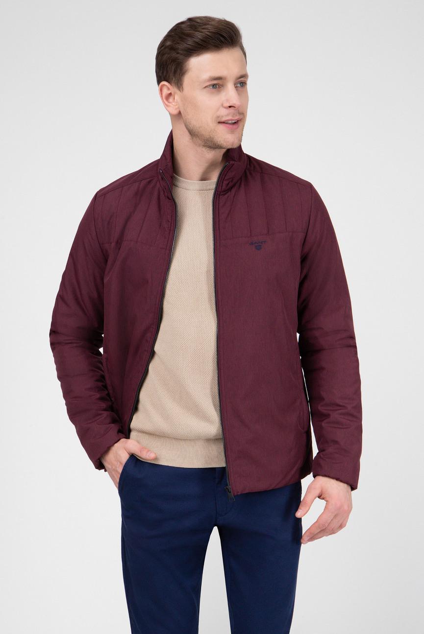 Мужская бордовая куртка