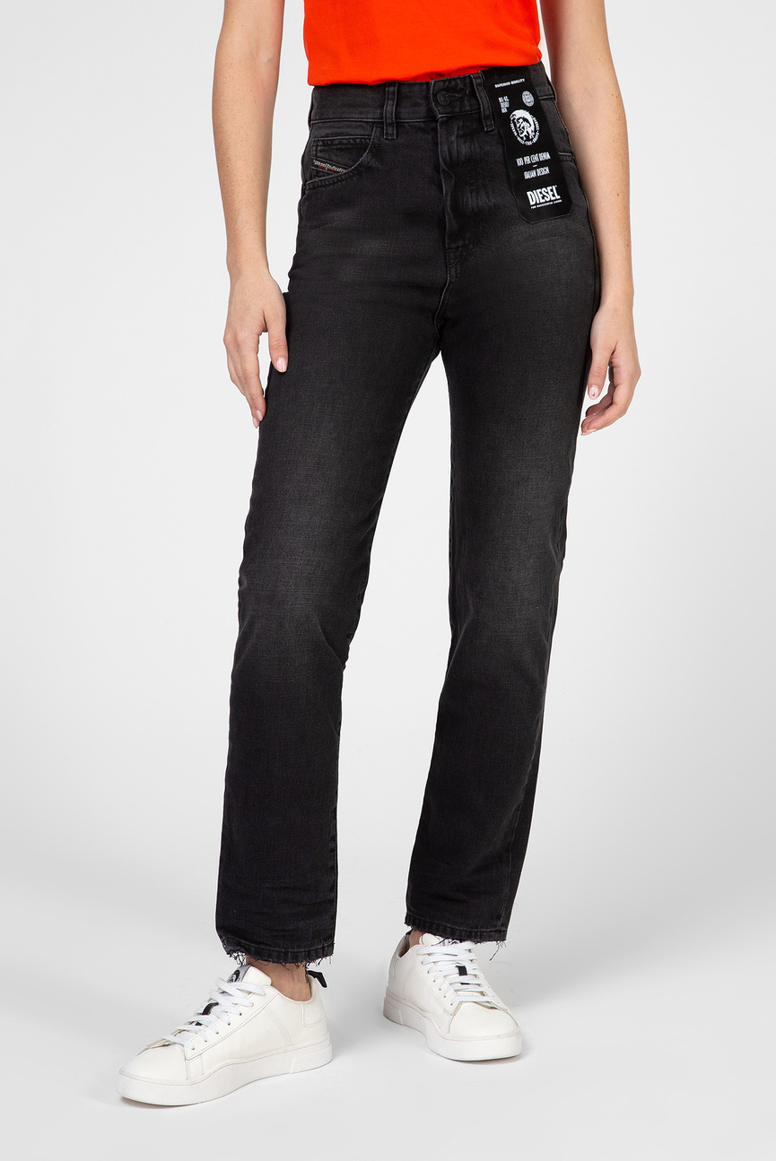 Женские серые джинсы D-EISELLE