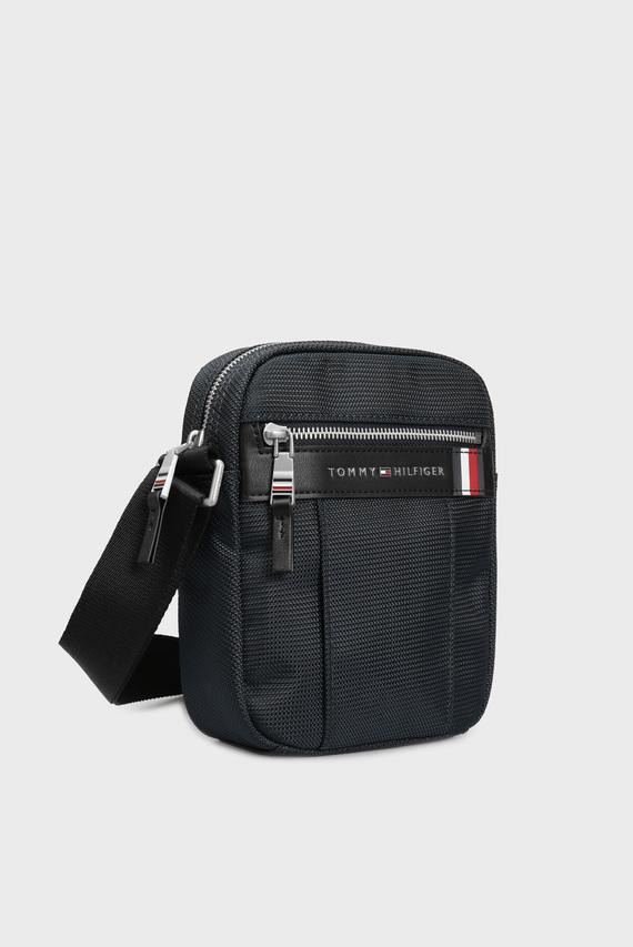 Мужская темно-синяя сумка через плечо ELEVATED