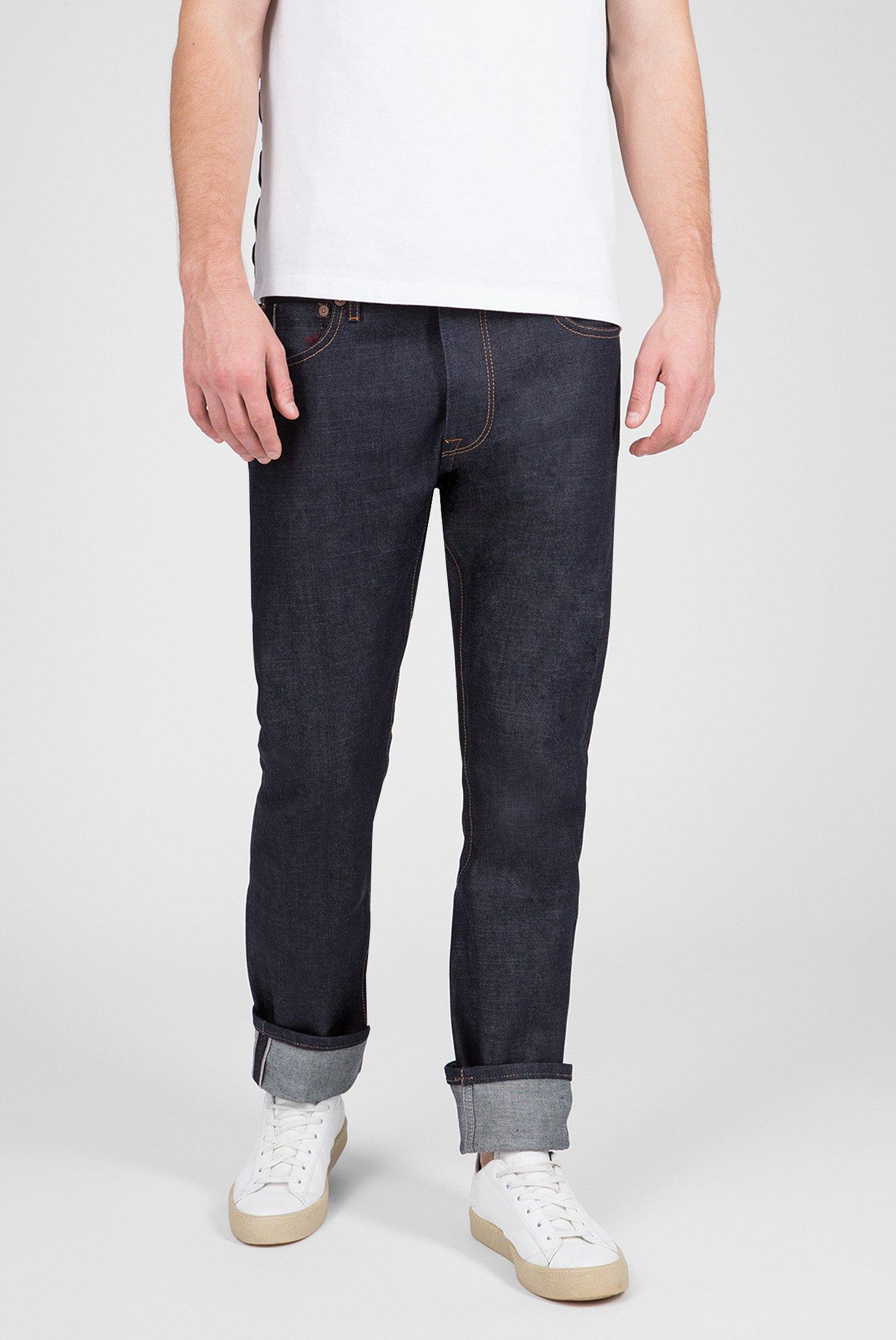 Купить Мужские темно-синие джинсы STANLEY SELVEDGE Pepe Jeans Pepe Jeans PM2042762 – Киев, Украина. Цены в интернет магазине MD Fashion