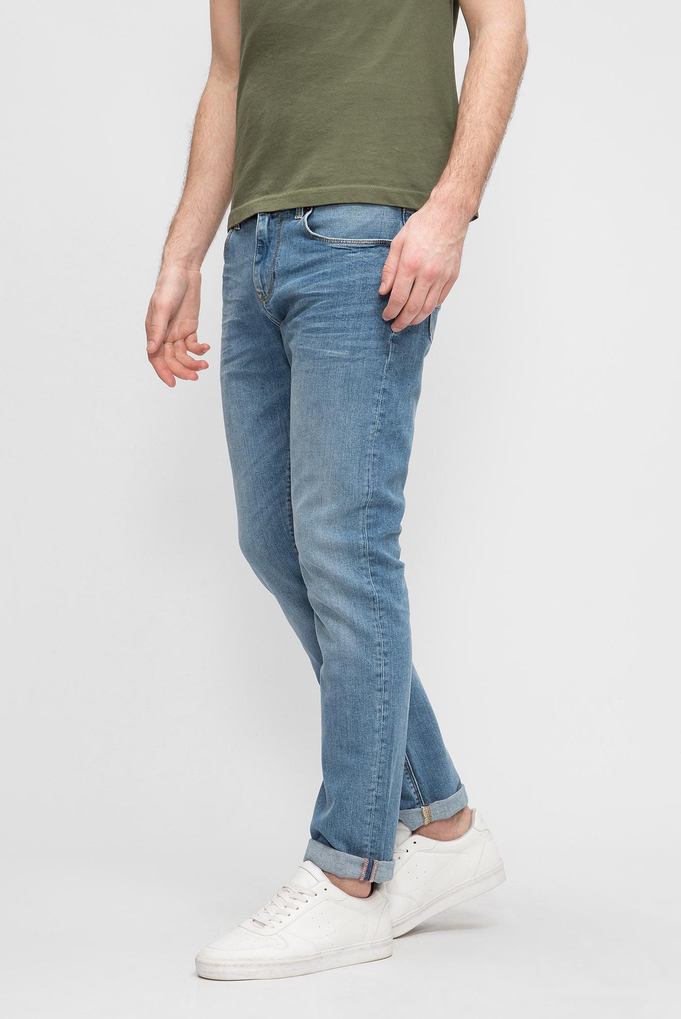 Купить Мужские синие джинсы BLEECKER  Tommy Hilfiger Tommy Hilfiger MW0MW06567 – Киев, Украина. Цены в интернет магазине MD Fashion