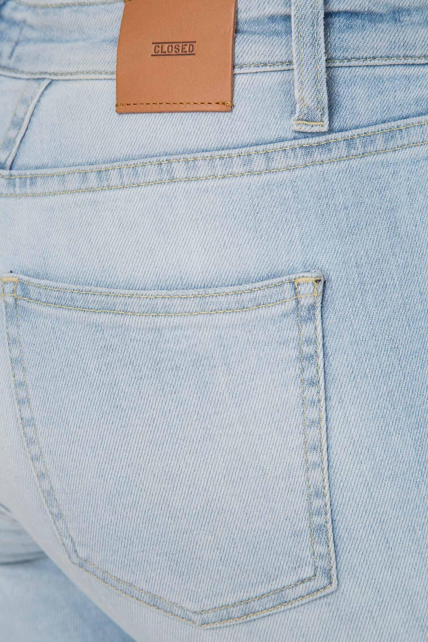 Купить Женские голубые джинсы LIZZY Closed Closed C91099-006-NK – Киев, Украина. Цены в интернет магазине MD Fashion