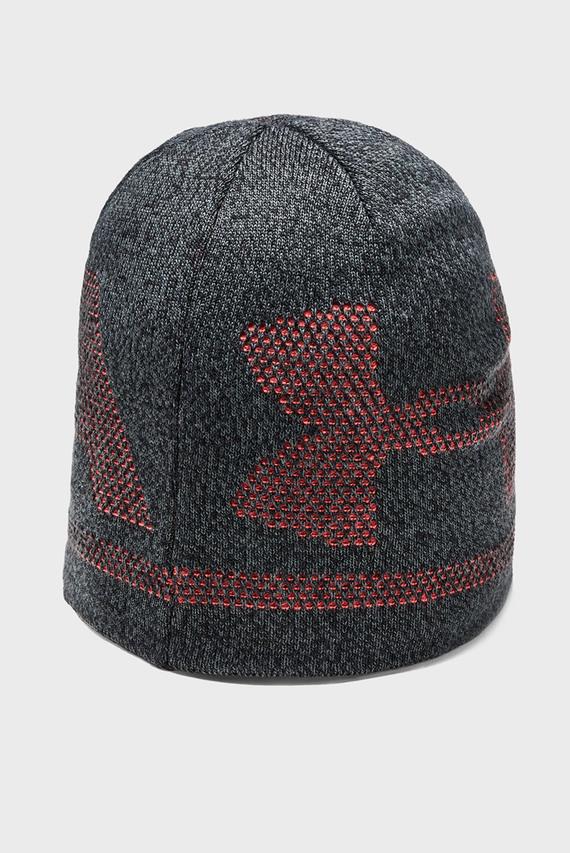 Мужская серая шапка Men's Billboard Beanie 3.0