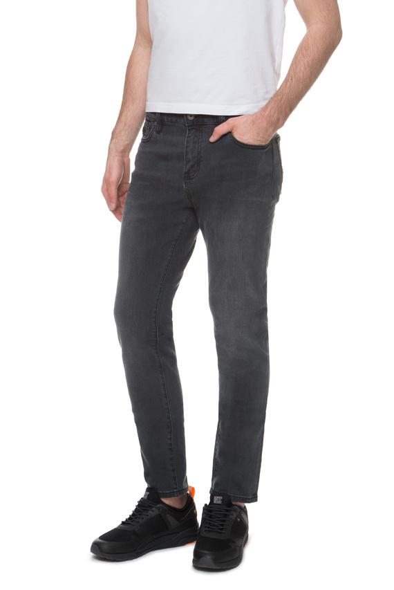 Мужские серые джинсы Tyler Slim