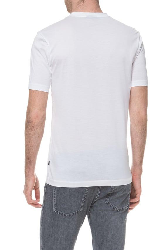 Мужская белая футболка Meissen