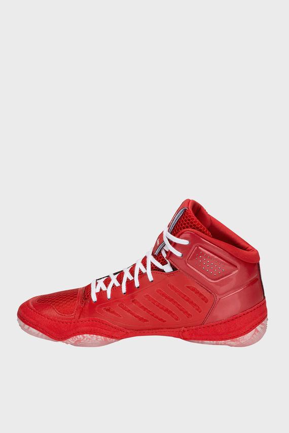Мужские красные кроссовки для борьбы JB ELITE III