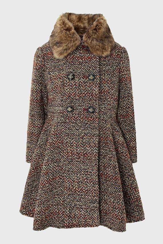 Пальто/Hattie Tweed Coat