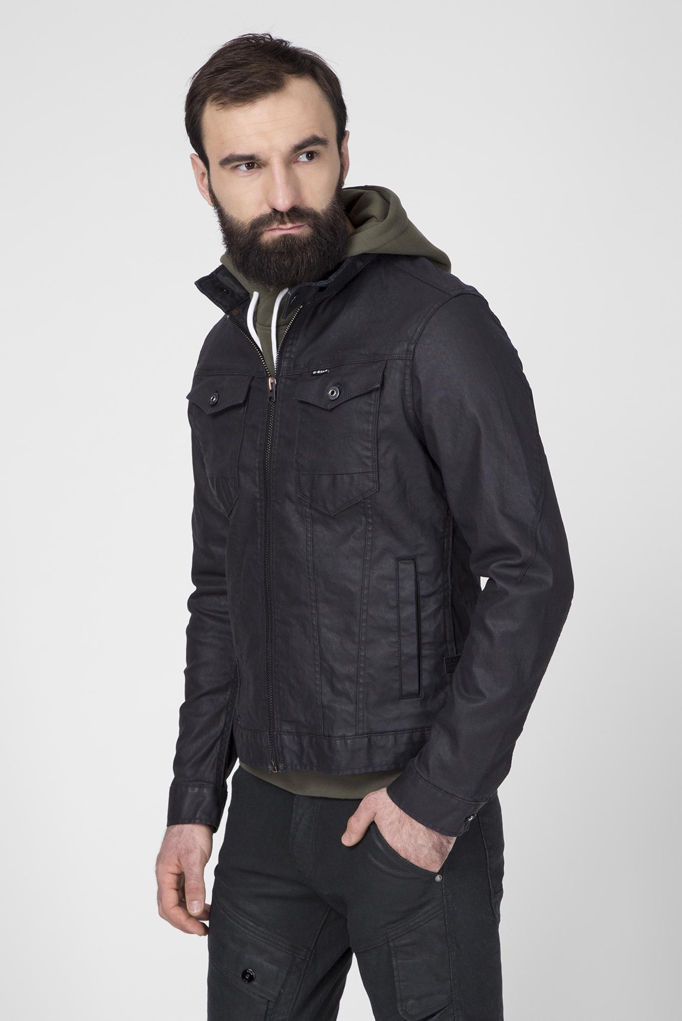 Мужская черная куртка Arc 3D G-Star RAW