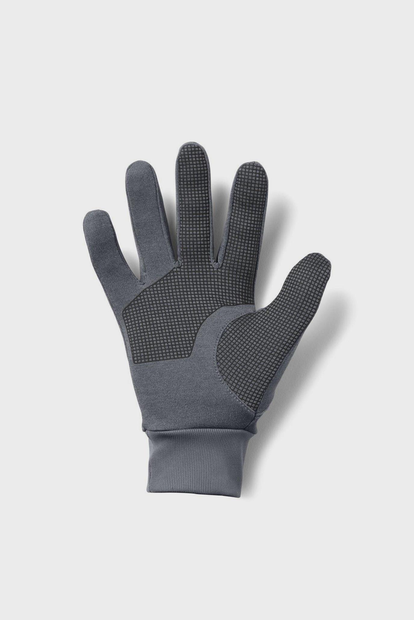 Купить Мужские серые перчатки Men's Armour Liner 2.0 Under Armour Under Armour 1318546-035 – Киев, Украина. Цены в интернет магазине MD Fashion