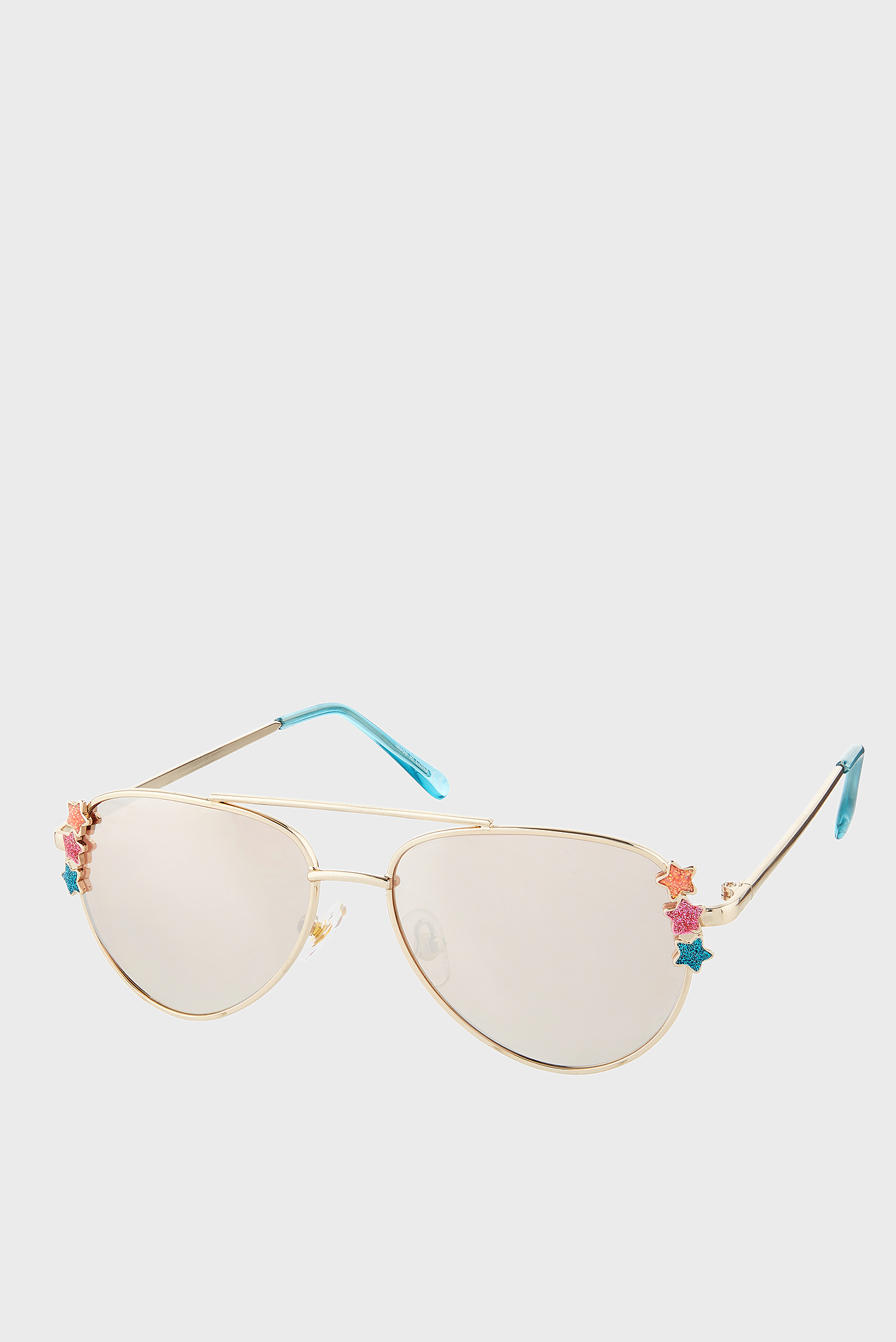 Блакитні сонцезахисні окуляри BRIGHT STAR AVIATO 1