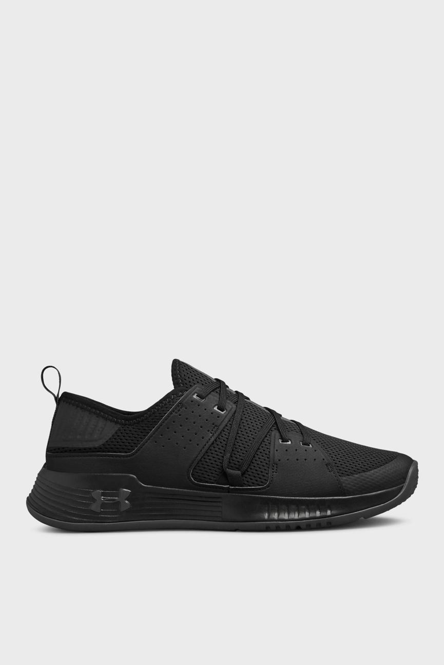 Мужские черные кроссовки UA Showstopper 2.0