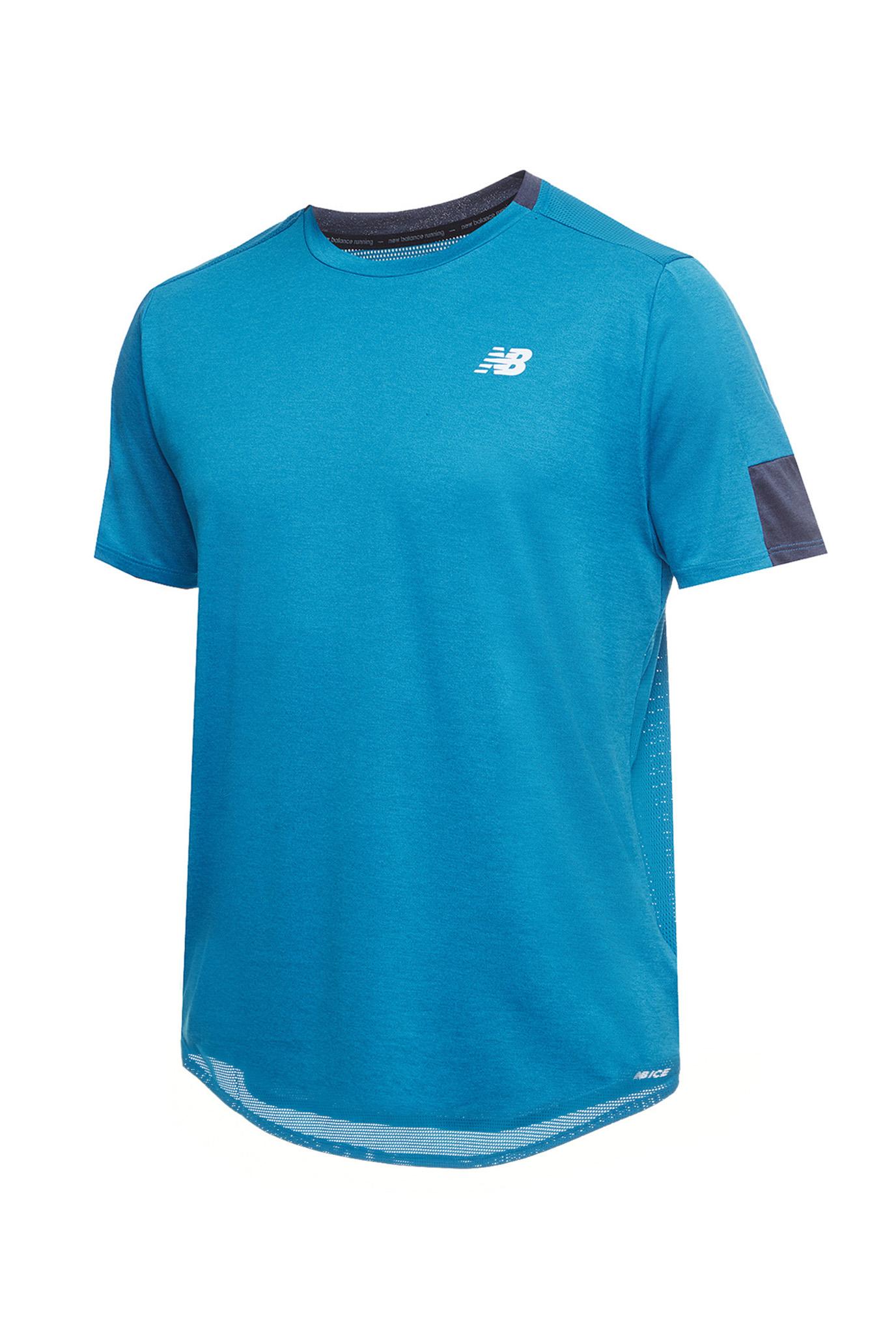 Чоловіча блакитна футболка Fast Flight Short Sleeve 1