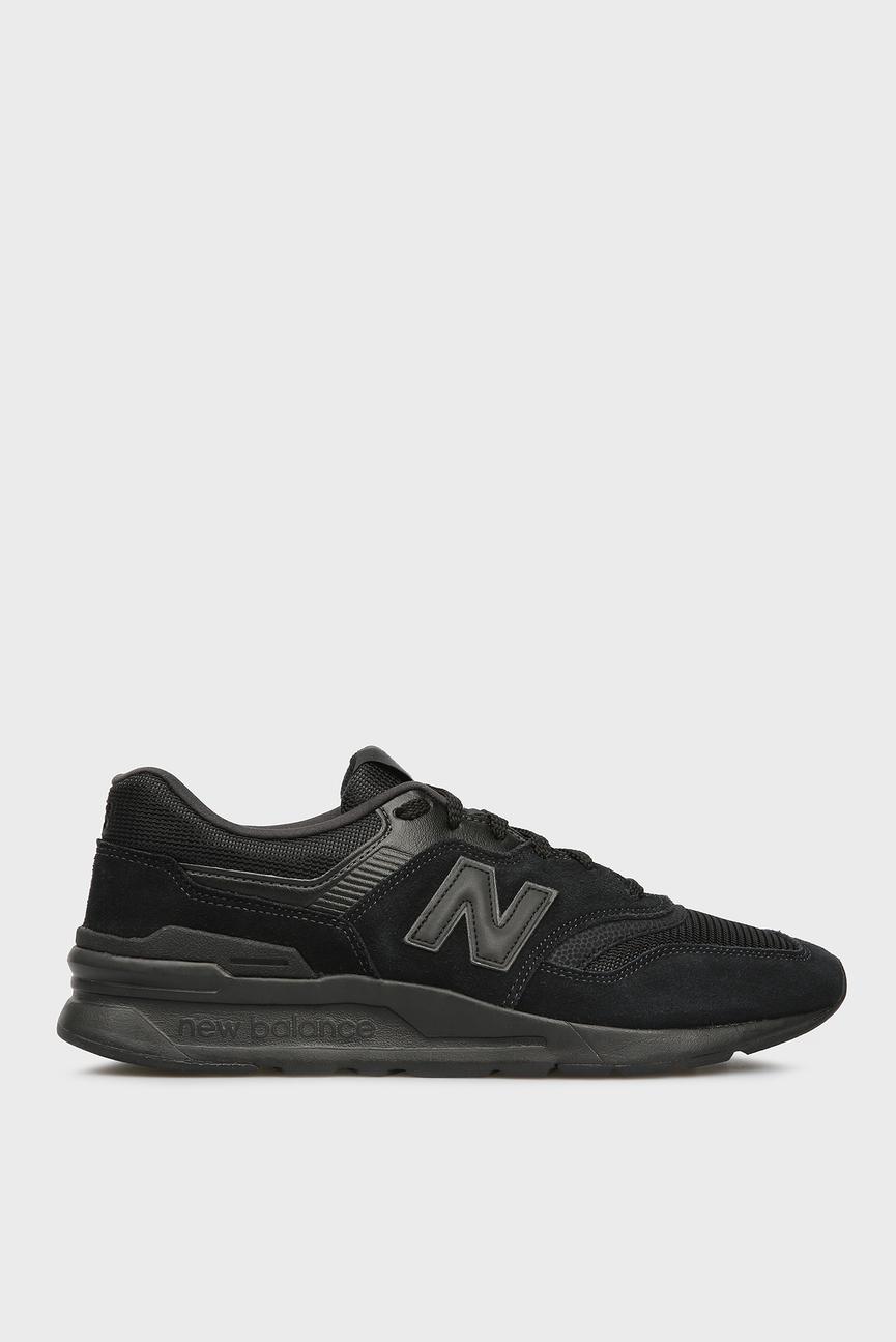 Мужские черные кроссовки 997H