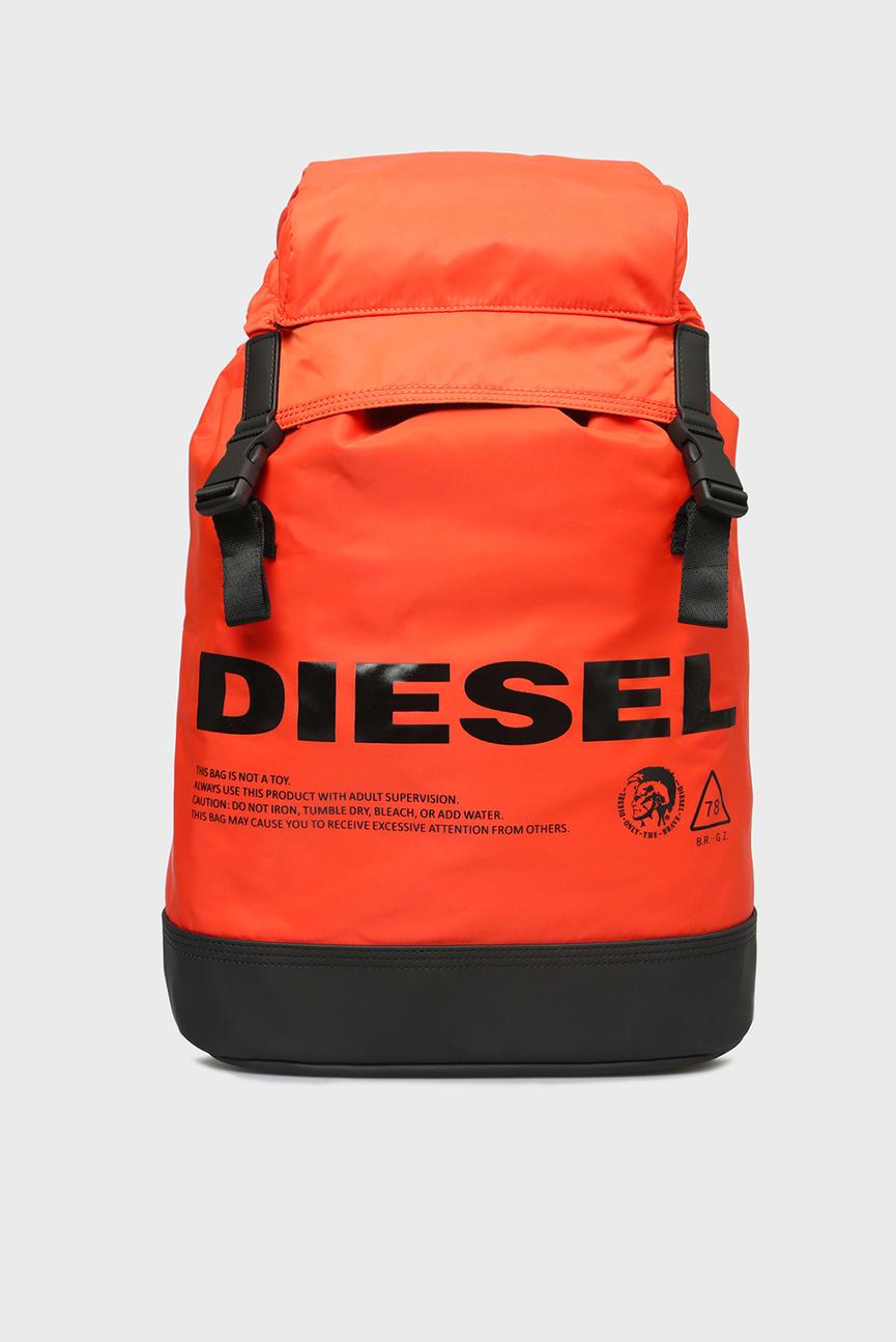 Мужской оранжевый рюкзак SUSEGANA
