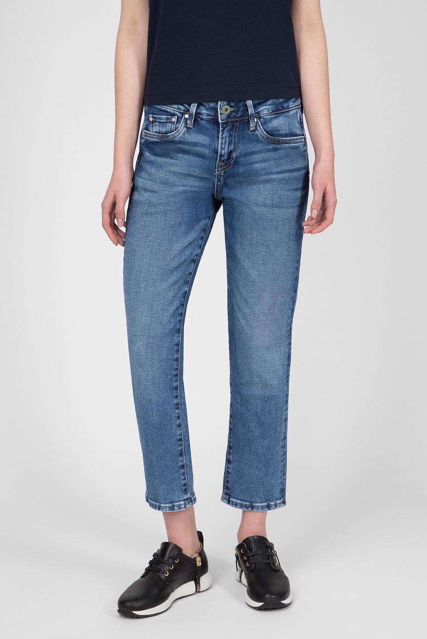 Женские синие джинсы JOLIE