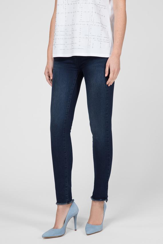 Женские синие джинсы PANTALONI