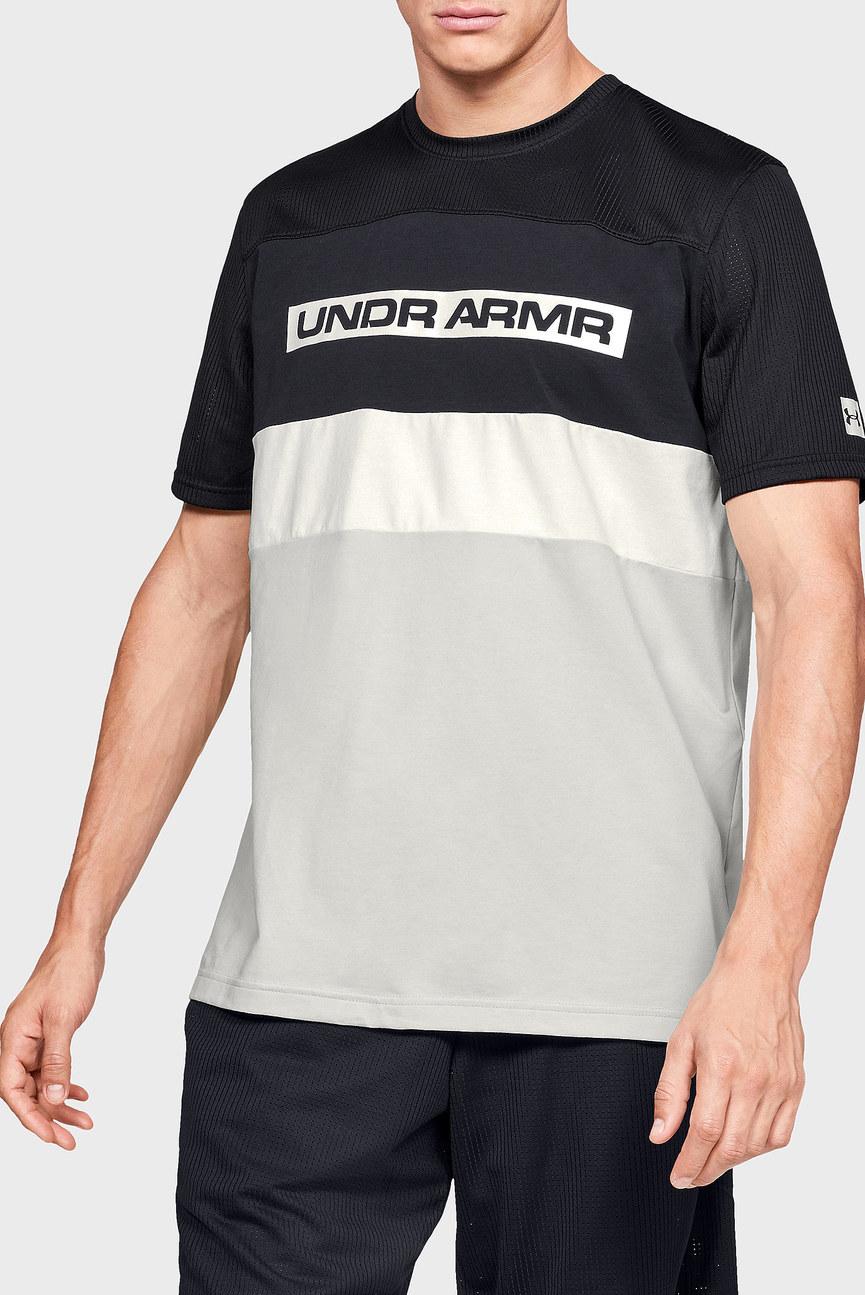 Мужская черная футболка PURSUIT SS GRAPHIC C&S TEE