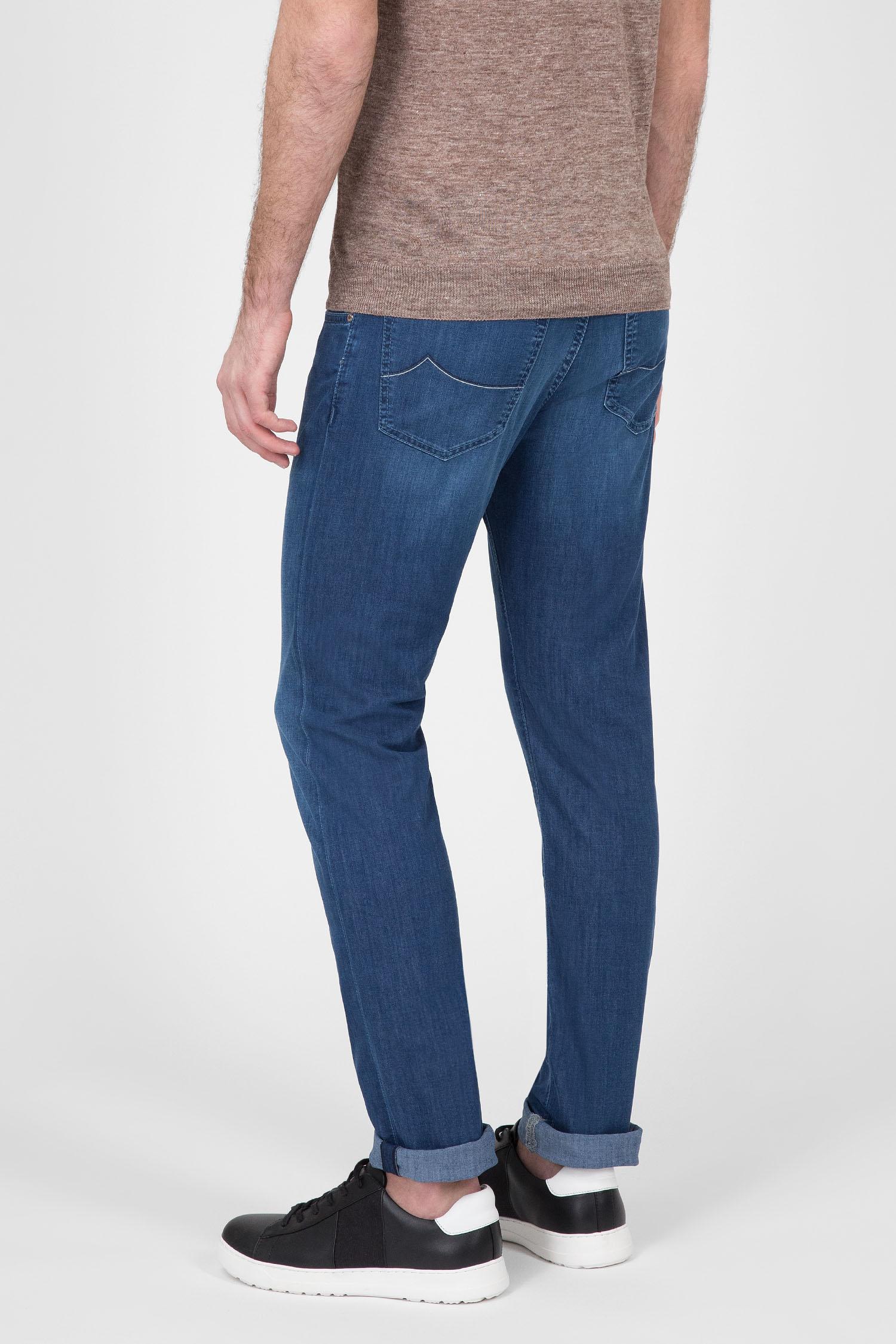 Мужские синие джинсы Jacob Cohen