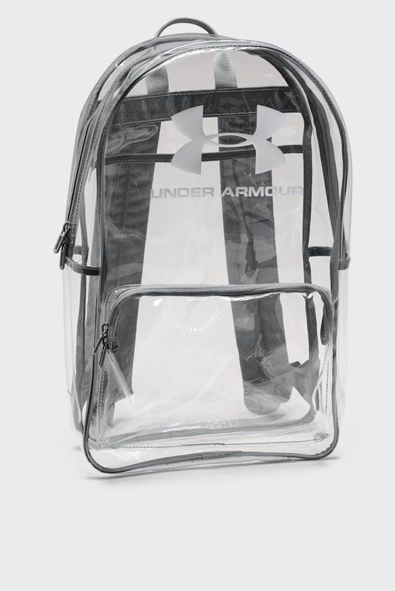 Прозрачный рюкзак UA Loudon Clear Backpack-WHT