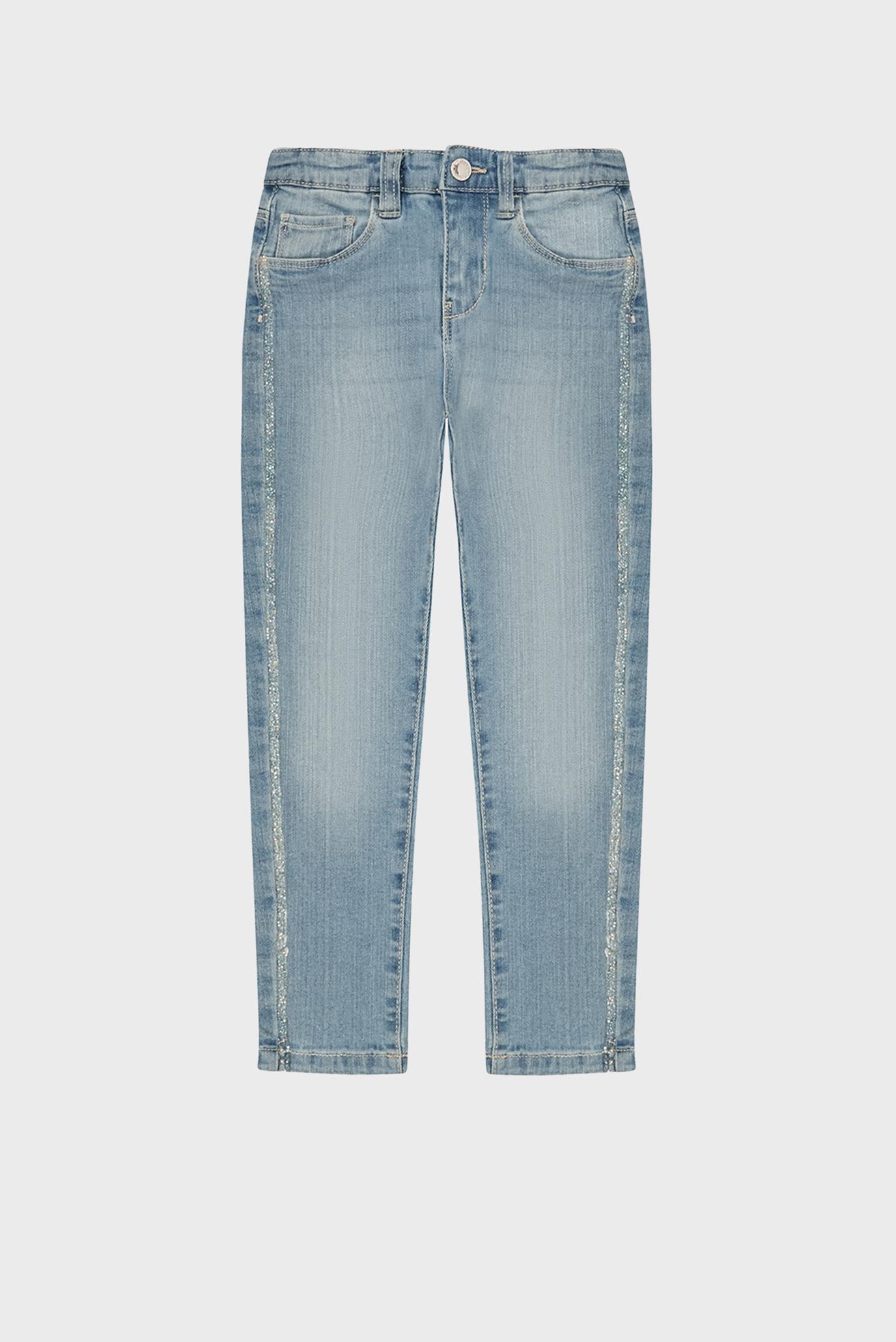 Дитячі блакитні джинси 1